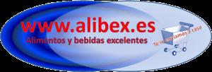 logo alibex rojo